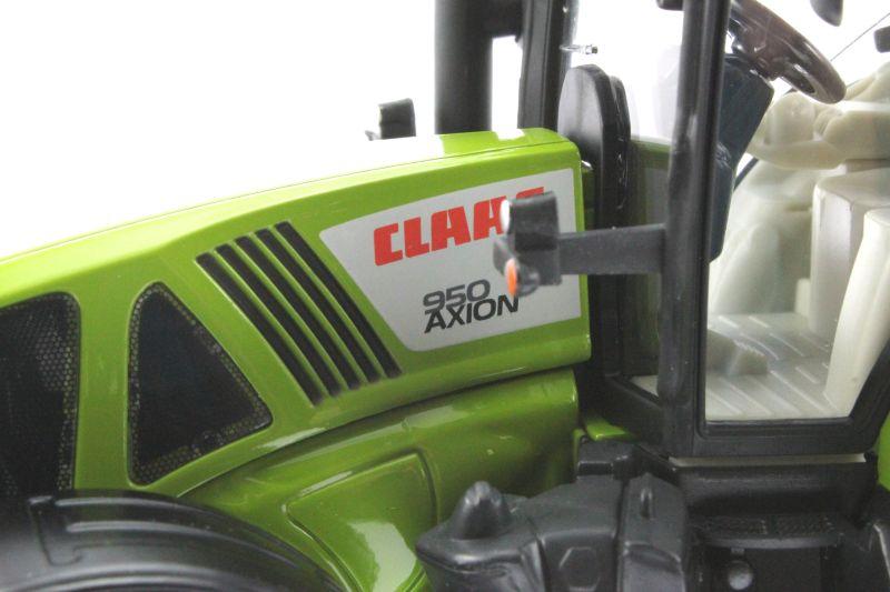 Siku 3280 - Claas Axion 950 Logo