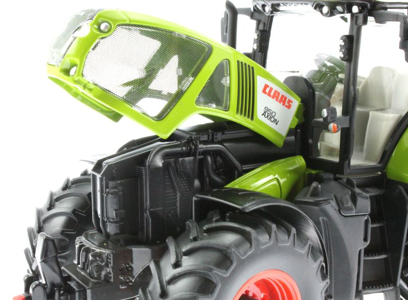 Siku 3280 - Claas Axion 950 Motor links