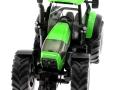 Siku 3284 - Deutz-Fahr Agrotron 7230 TTV oben vorne