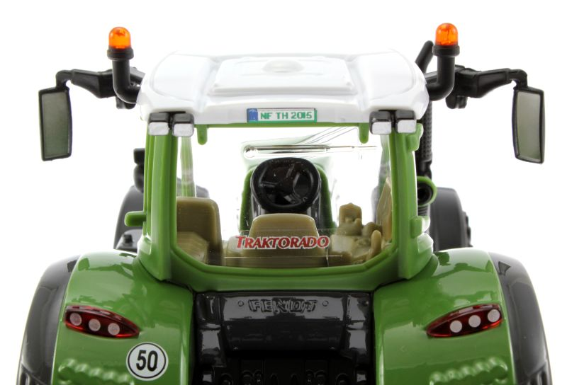 Siku 3285 Traktorado 2015 - Fendt 724 Vario hinten oben