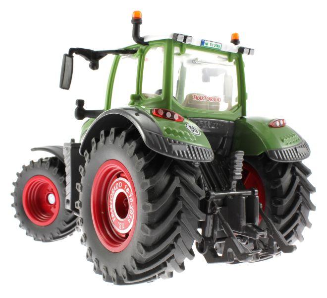 Siku 3285 Traktorado 2015 - Fendt 724 Vario unten hinten links