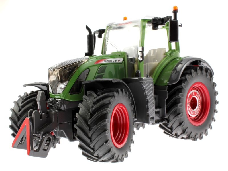Siku 3285 Traktorado 2015 - Fendt 724 Vario unten vorne links