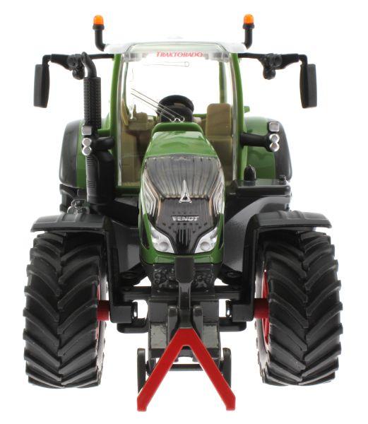 Siku 3285 Traktorado 2015 - Fendt 724 Vario vorne