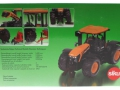Siku 3288 - JCB Fastrac 4000 Karton hinten