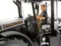 Siku 3288bl - JCB Fastrac 4000 Blackline Agritechnica 2017 Fahrer