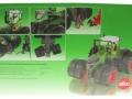 Siku 3289 - Fendt 1042 Vario mit Doppelreifen Karton hinten