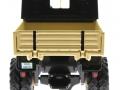 Siku 3450 - Unimog U411 mit Zwillingsreifen Traktorado 2013 hinten