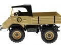 Siku 3450 - Unimog U411 mit Zwillingsreifen Traktorado 2013 links