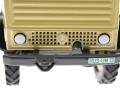 Siku 3450 - Unimog U411 mit Zwillingsreifen Traktorado 2013 vorne nah