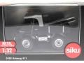 Siku 3450bl - Unimog 411 Blackline Agritechnica 2017 Karton vorne