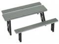 Siku 3450bl - Unimog 411 Blackline Agritechnica 2017 Tisch und Bank