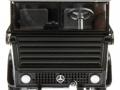 Siku 3450bl - Unimog 411 Blackline Agritechnica 2017 Tisch und Bank oben vorne
