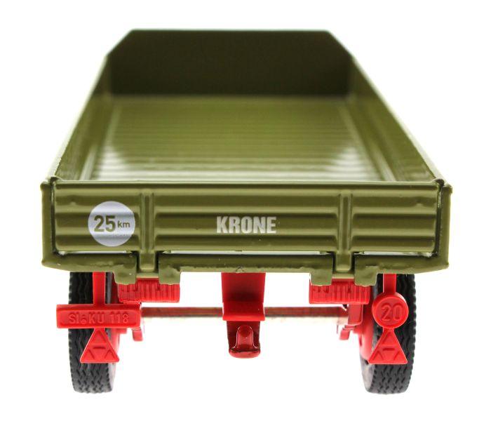 Siku 3463 - Krone Emsland Anhänger - Traktorado 2014 hinten