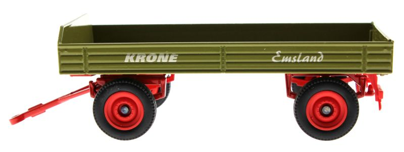 Siku 3463 - Krone Emsland Anhänger - Traktorado 2014 links