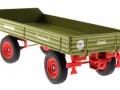 Siku 3463 - Krone Emsland Anhänger - Traktorado 2014 hinten links