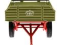 Siku 3463 - Krone Emsland Anhänger - Traktorado 2014 vorne