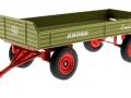 Siku 3463 - Krone Emsland Anhänger - Traktorado 2014 vorne links