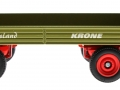 Siku 3463 - Krone Emsland Anhänger - Traktorado 2014