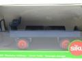 Siku 3463b - Klassischer Anhänger in blau Karton vorne