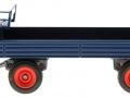 Siku 3463b - Klassischer Anhänger in blau links