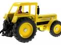 Siku 3469 - Schlüter Super 1250VL gelb hinten rechts