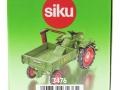 Siku 3476 - Fendt Geräteträger Karton Seite