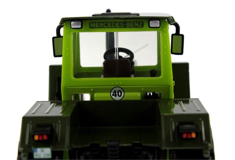 Siku 3477 MB Trac 1800 Hinten Details