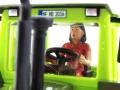 Siku 3477t16 - MB Trac 1800 Intercooler mit Ballonbereifung - Traktorado 2016 Fahrerin