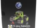 Siku 3477t16 - MB Trac 1800 Intercooler mit Ballonbereifung - Traktorado 2016 Karton Seite