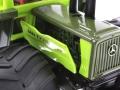 Siku 3477t16 - MB Trac 1800 Intercooler mit Ballonbereifung - Traktorado 2016 Motor rechts