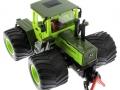 Siku 3477t16 - MB Trac 1800 Intercooler mit Ballonbereifung - Traktorado 2016 oben vorne rechts