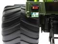 Siku 3477t16 - MB Trac 1800 Intercooler mit Ballonbereifung - Traktorado 2016 Reifen