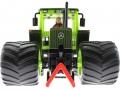 Siku 3477t16 - MB Trac 1800 Intercooler mit Ballonbereifung - Traktorado 2016 unten vorne