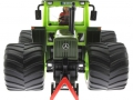 Siku 3477t16 - MB Trac 1800 Intercooler mit Ballonbereifung - Traktorado 2016 vorne