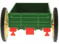 Siku 3485 - Ein-Achs Anhänger Amazone hinten