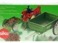 Siku 3485 - Ein-Achs Anhänger Amazone Karton hinten