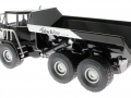 Siku 3526 - Dumper Truck - Blackline hinten links