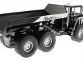 Siku 3526 - Dumper Truck - Blackline hinten rechts