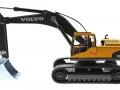 Siku 3535 - Hydraulikbagger Volvo EC290