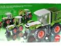 Siku 3553 - Claas Xerion 3000 Karton hinten