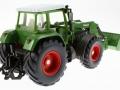Siku 3554 - Traktor mit Schaufellader Fendt Vario 714 hinten rechts