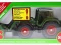 Siku 3554 - Traktor mit Schaufellader Fendt Vario 714 Karton vorne