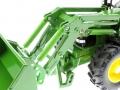 Siku 3652 - John Deere mit Frontlader Hydraulik