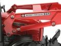 Siku 3653 - Traktor Massey Ferguson mit Frontgabel Logo
