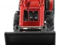 Siku 3653 - Traktor Massey Ferguson mit Frontgabel vorne
