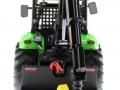 Siku 3657 - Forsttraktor Deutz-Fahr hinten