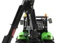 Siku 3657 - Forsttraktor Deutz-Fahr hinten nah