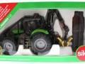 Siku 3657 - Forsttraktor Deutz-Fahr Karton vorne