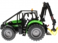 Siku 3657 - Forsttraktor Deutz-Fahr links