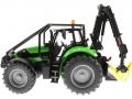 Siku 3657 - Forsttraktor Deutz-Fahr links